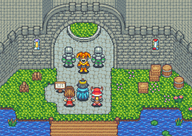 fantasy rpg pixelart by Jason Perry