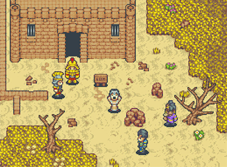 Pixel Artist Jason Perry Shares His Experience In The World