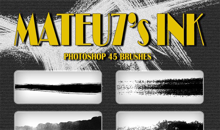 Mateu7 Brushes