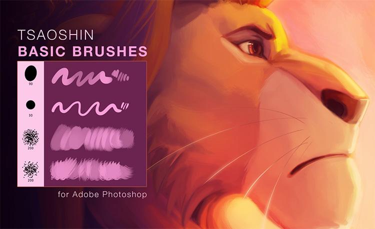 TsaoShin Brushes