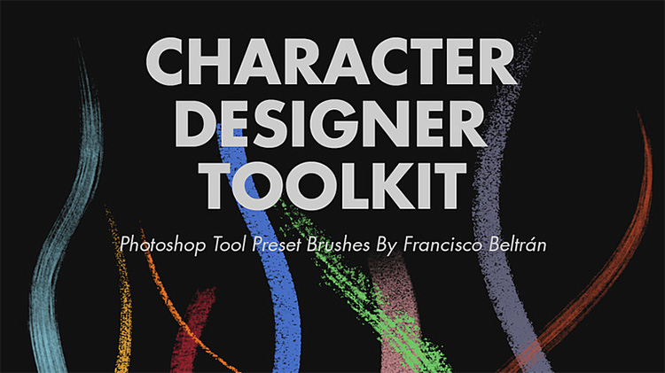 Character brushes