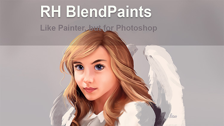 RH BlendPaint PS Tools
