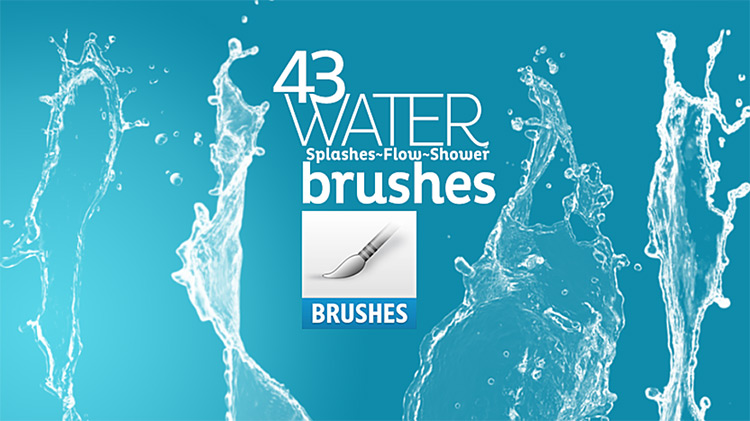 Basic water brushes pack