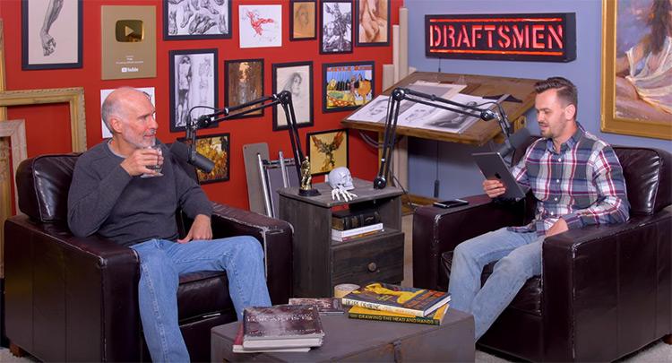 Draftsmen podcast Proko preview