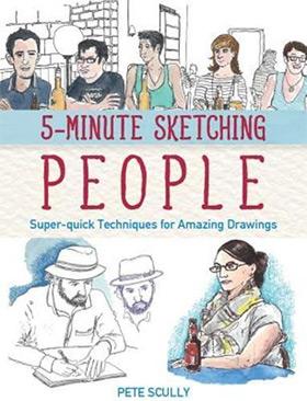 five min sketching