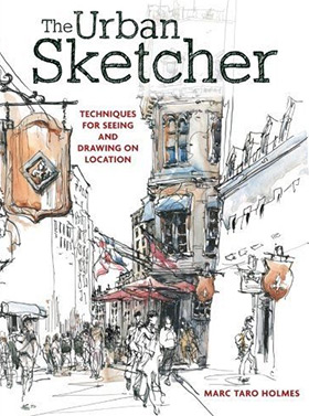 urban sketcher book