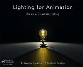 lighting for animation book