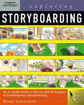 exploring storyboarding book