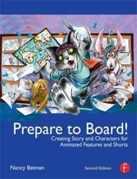 prepare to board book