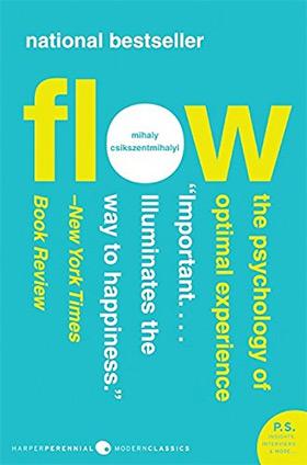 flow psychology optimal book
