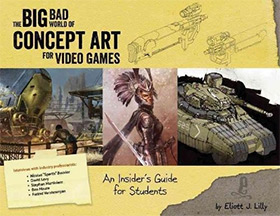 Bigbad World of Concept Art