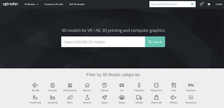 Top 12 Sites To Download 3D Models (Free + Premium)