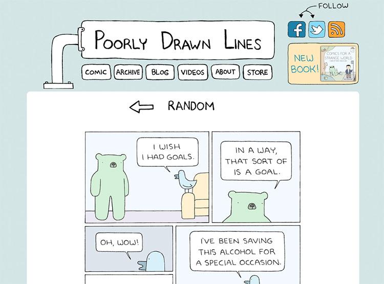 PoorlyLines