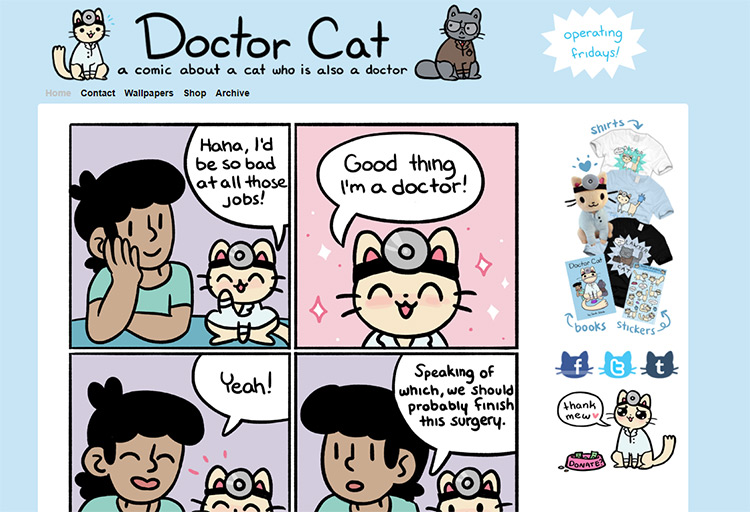 Dr Cat MD
