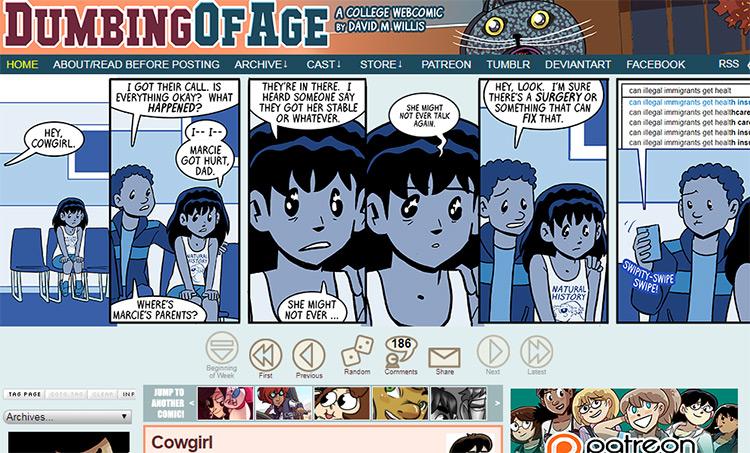 Dumbing Age