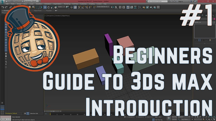 Intro to 3ds max tut