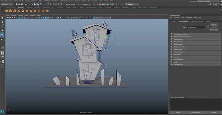 Maya software