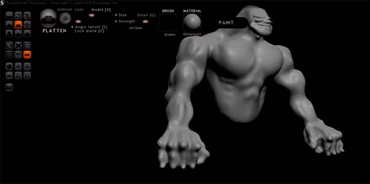 sculptris program