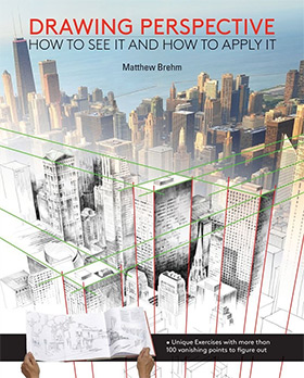 drawing perspective how to see