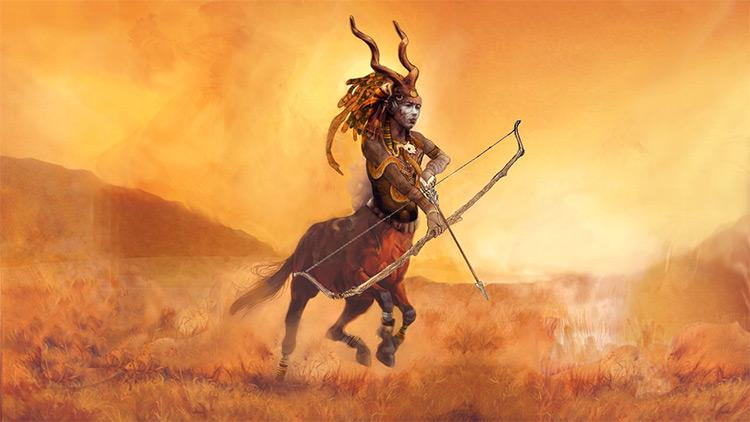 safari wanderer centaur