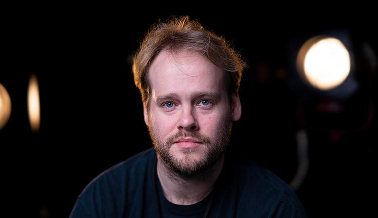 David Trumble Artist - Headshot Photo