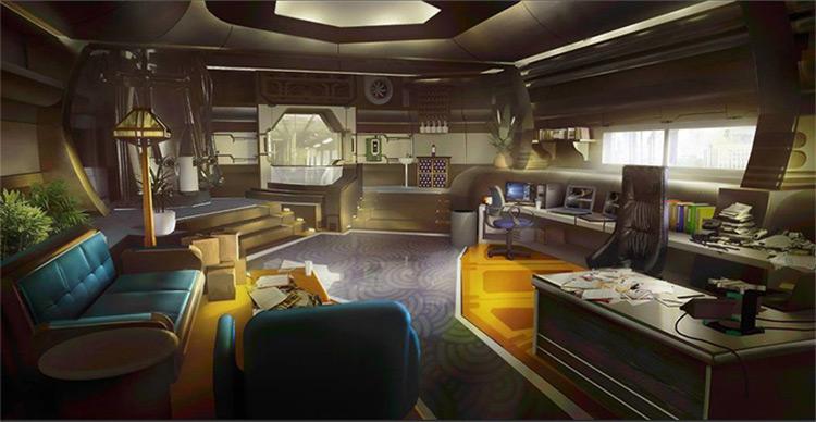 tyler edlin interior concept art