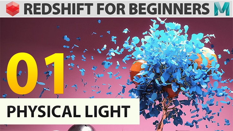 Best Free Redshift Renderer Tutorials For Beginners