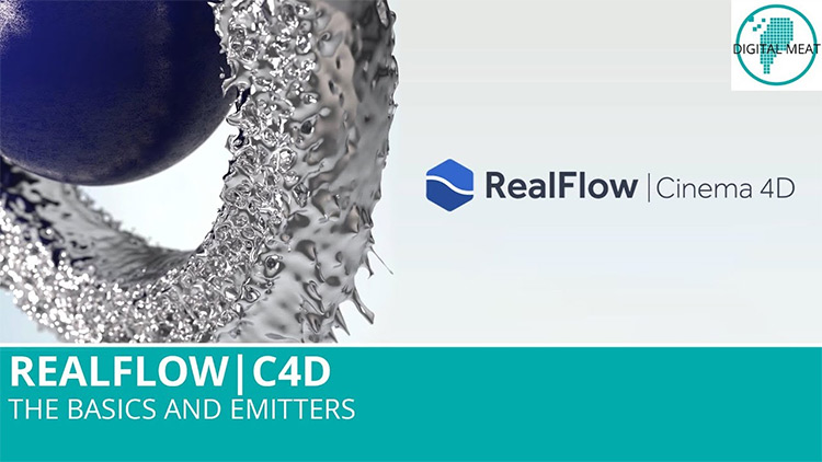 Free RealFlow Tutorials For 3D & VFX Fluid Simulations