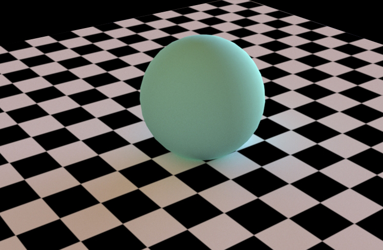 hdri lighting effect