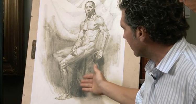 Watts Atelier online figure videos