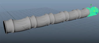 Marvelous Designer fabric piping