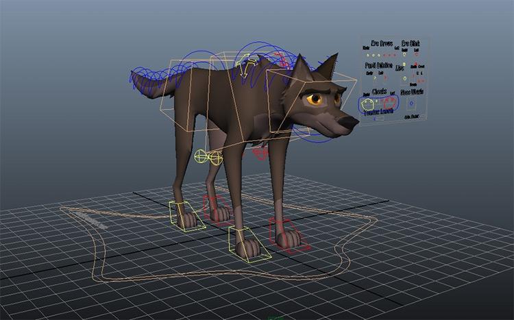 Wolfdog rig