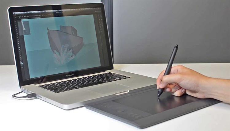 wacom intuos pro concept art