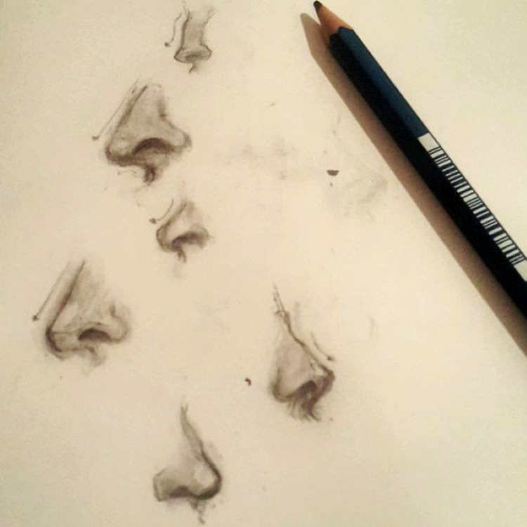 Quick noses in graphite