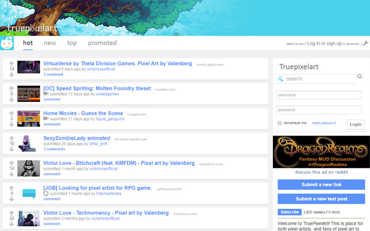 Top 30 Subreddits For Illustrators And Digital Artists